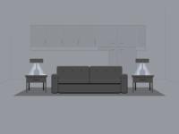 WIP Living Area