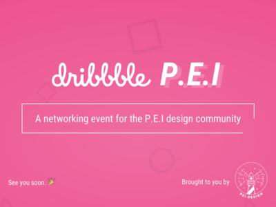 PEI Dribble Meetup