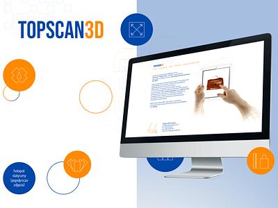 TopScan3D 3 webdesign site site design www