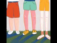Summer: legs