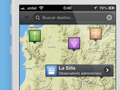 Map App mapbox iphone map ios
