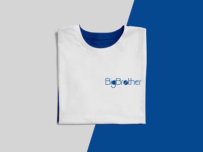BigBrother logo design india brand identity branding logo dribbble vector graphic design design