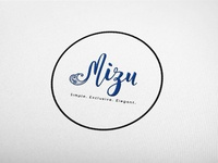 Embroidered Logo Mizu