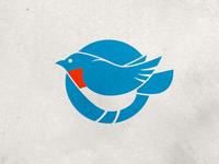 Bluebird Mockup