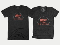 Move The Needle Tees