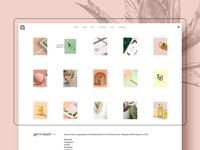 Agava - Fresh Design Portfolio Theme