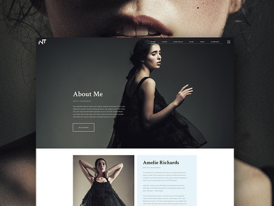 Bard - A Theatre and Performing Arts Theme troupe tour tickets theatre show play performance opera director dance culture concert ballet art actor webdesign portfolio branding wordpress design
