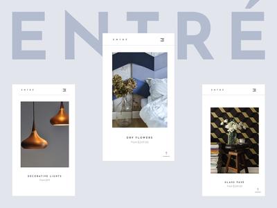 Entré – An Elegant Interior Design and Décor WordPress Theme