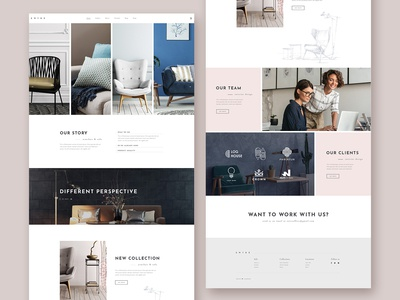 Entré - Interior Design and Décor WordPress Theme