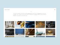 Entré - Interior Design and Décor WordPress Theme