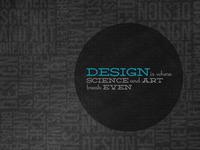 Design Quote Poster (#2)