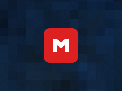 Memory red blue pixellated m memoryapp memory