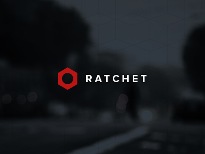 Ratchet ratchet proxima nova logo