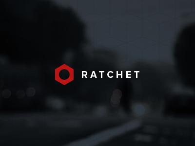 Ratchet ratchet proxima nova logo