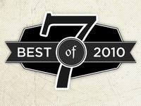 7 Best Things of 2010