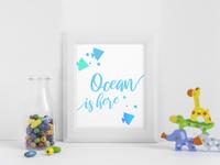 Ocean Is Here