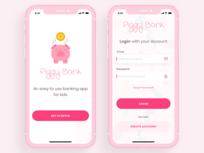 Piggybank App