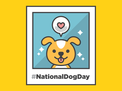 National Dog Day national dog day dog