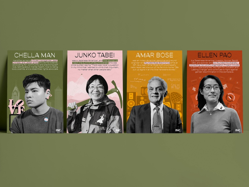 APAHM Posters - Microsoft vector illustrator illustration poster design poster print