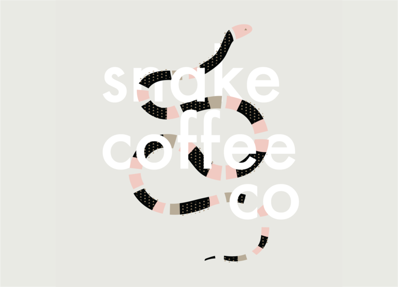Sneaky Snake color design vector flat illustration sneaky snake adobeillustrator adobe illustrator pattern texture
