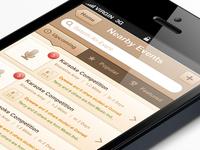 Eventtie App Final Touch