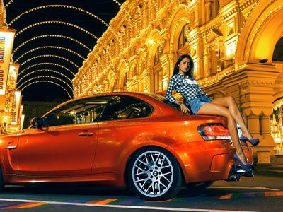BMW 1M (photo) bmw 1m car photo model 35mm f7.1 1160s iso160 5d mark ii