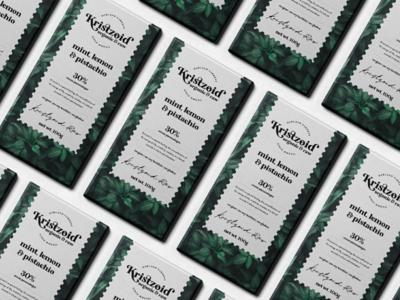 Kristzoid Label Design