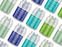 Mixtini Cocktail Packing Design