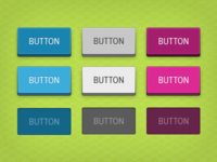 3D Button States