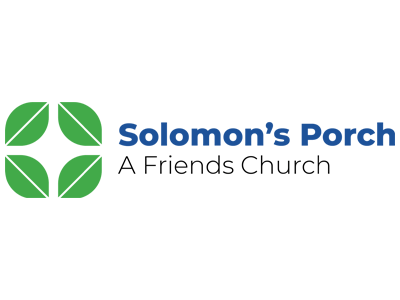 Solomon's Porch logo church branding church logo church branding vector logo