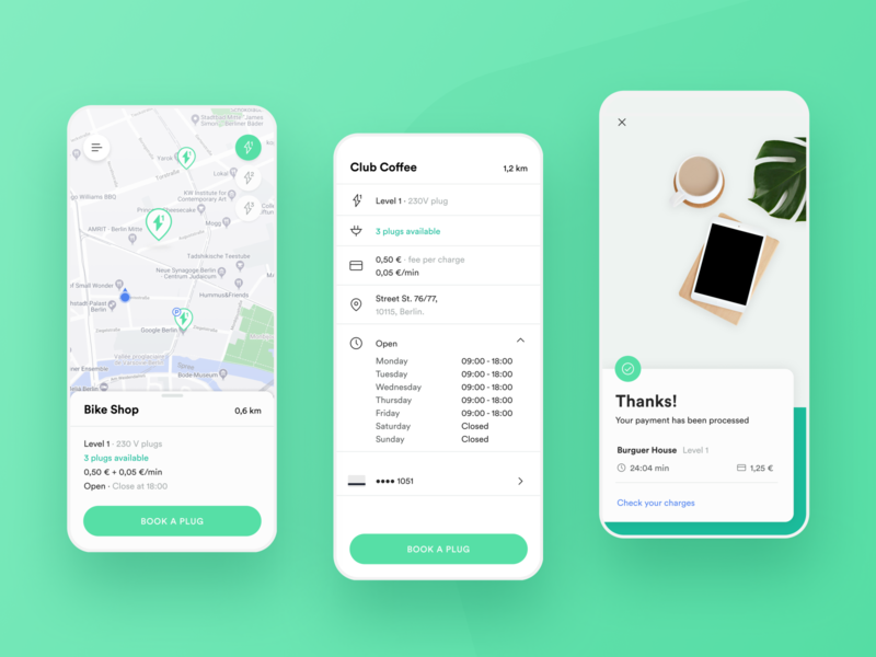 Electricity Sharing Mobile App