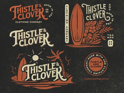 Branding and Apparel Design merchandise design apparel design logotype lettering logo lettering typography tshirt design vintage design branding handdrawn illustration design