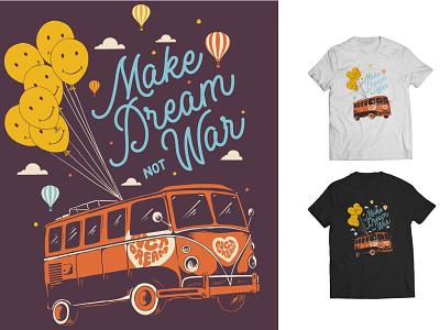 Flying With Dream vintage design digitalillustration vintage handdrawn tshirt design illustration design