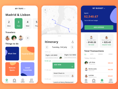 Google Trips designs, themes, templates and downloadable graphic