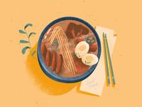 One Ramen Noodles
