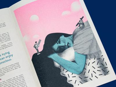 Counterpoint Illustration: Sleep Issue