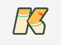 K is for Knees!