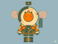 Eggstronaut 🍳🚀