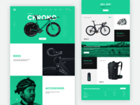 Bike Store / Home Page