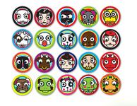 Children Apparel Buttons