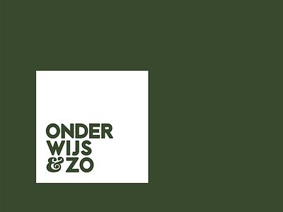 Onderwijsenzo onderwijs logo illustrator