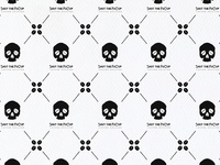 Shut The FuCup Cold Brew Coffee Packaging - Pattern