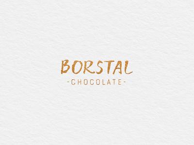 Borstal Chocolate Branding