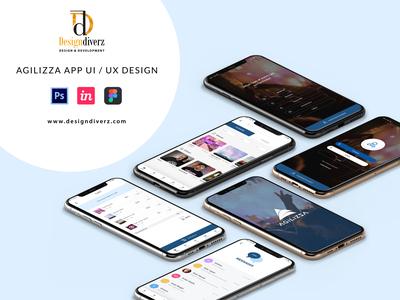 Agilizza App UI / UX