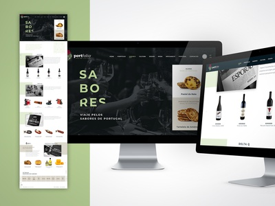 Website - Portuguese Products