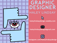 my new design business card!