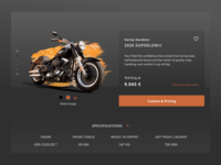 E-Commerce Shop (Single Item) - Daily UI #012