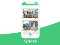 Spacee - Real Estate App