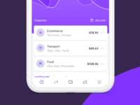 Daily UI: Banking App