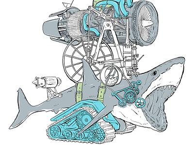 Old Navy Stark illustrator illustrate old navy illustration